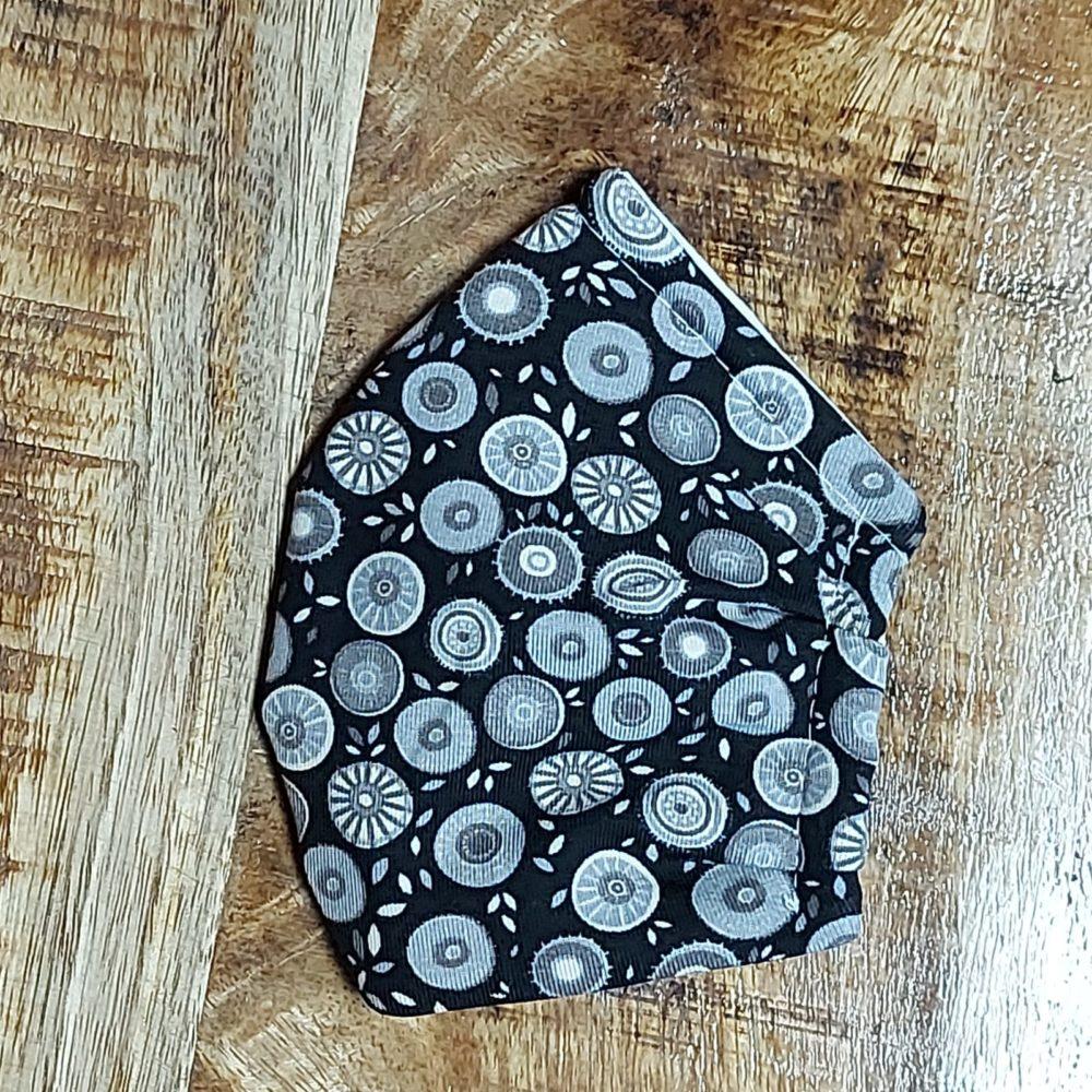 Jersey grijs/zwart
